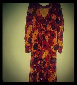 Vintage 50 year old dress